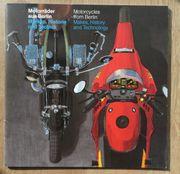 Heft Motorräder aus Berlin