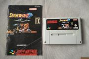 Starwing FX PAL - Super Nintendo