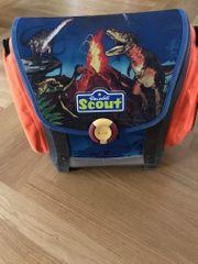 Scout Schulranzen mit Sportbeutel und
