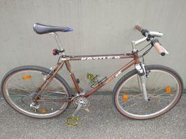 my Boo Bambus MTB Hardtail my Daka Ausstellungsbike neu! in