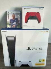 Playstation 5 DISC FIFA 22
