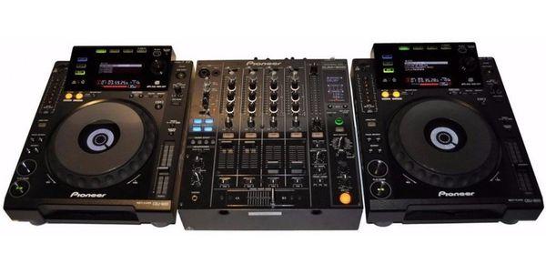 Pioneer DJ Set DJM 800