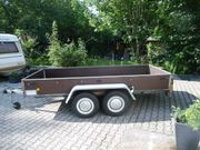 Anhänger Brenderup 2500kg TÜV auch