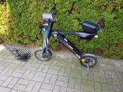 E-Scooter klappbar 18 kg - K1