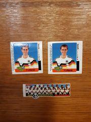 Fußball Hanuta EM 1988 P