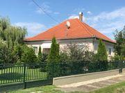 Ungarn Haus im Bungalow-Stil bei