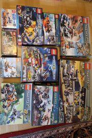 Mega LEGO-Sammlung Agents Indiana Jones