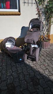 Kombikinderwagen Knorr Baby Classico