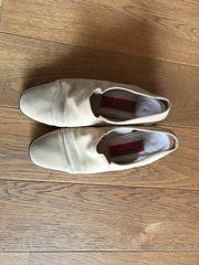 Schuhe Slipper Gr 37 Textil