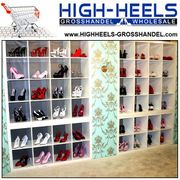 High Heels Grosshandel B2B Business