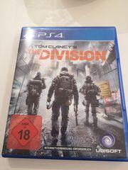 PS4-Spiel - Tom Clancy s The