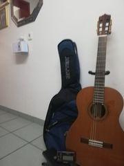 Gitarre und Zubehör