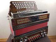 Steirische Harmonika G C F