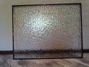 Isolier-Glasscheibe 66 5 cm x