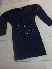 Mädchenkleid Gr 164