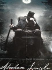 Abraham Lincoln A1 Kino Plakat