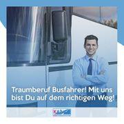 Ausbildung zum zur Busfahrer-in