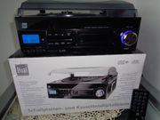 Schallplatten und Kassetten Digitalisierer
