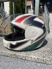 Motorrad Helm MT Evolution Carbono