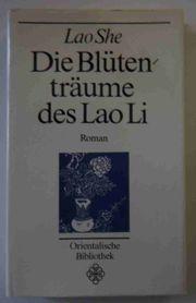 Die Blütenträume des Lao Li