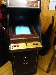 Videospielautomat Unterhaltungsgerät Unterhaltungsautomat