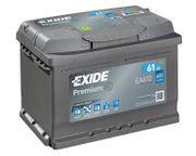 Exide Premium Carbon Boost 61Ah