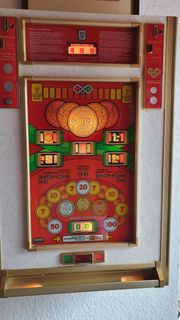 Geldspielautomaten Gold Bj 1984 Top