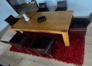 Esszimmerstühle auch für Sitzungszimmer geeignet