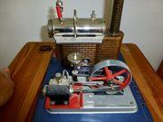 Dampfmaschine 2 Wilesco 50 60er