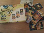 Spielzeug SpongeBob Schwammkopf Domino mit