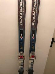Ski Alpin Rossignol mit Salamon