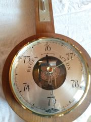 Thermometer mit Hygrometer