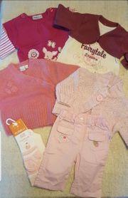 Paket für ein Babygirl in