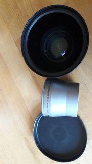 Verkaufe Canon Weitwinkel Konverter WC-DC58N