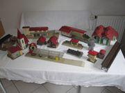 Bauten für Modelleisenbahn