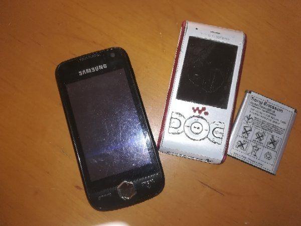 2 Handys zusammen