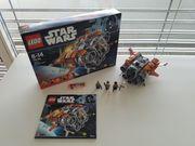 LEGO Star Wars - Jakku Quadjumper -