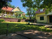 Ungarn Balaton Zwei Häuser in