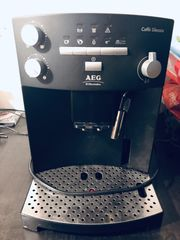 Defekte Kaffeemaschine AEG Cafe Sillenzio