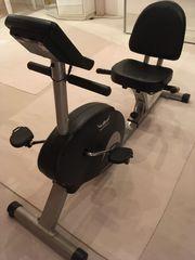 Liege- Fahrrad Sitzrad - Ergometer Heimtrainer