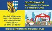 2 Dorfflohmarkt Merzhausen im Taunus