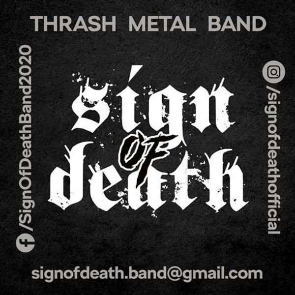 thrash metal band sucht eine