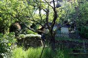 Wochenendhaus gemauert Bestandsschutz mit Streuobstwiese