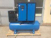 NEU Schraubenkompressor7 5kW 1150L min