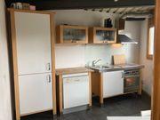 Küchenzeile mit Geräten von Ikea