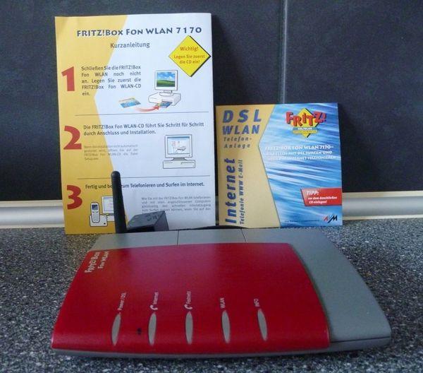 FRITZ-Box FON WLAN 7170