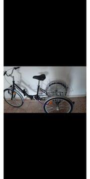 verkaufe nagelneues dreirad Fahrrad