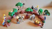 Playmobil Zoo 5 Gehege mit