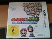 Mario Luigi DreamTeam Bros 3DS
