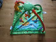 Spielebogen rainforest Fisher price